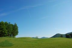 Golf Fotografie Stock Libere da Diritti