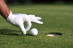 Golf Stock Image