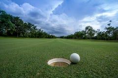 Golf Lizenzfreies Stockbild