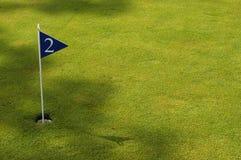 Golf Imágenes de archivo libres de regalías