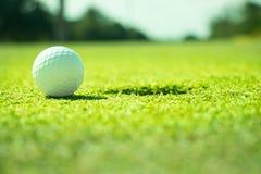 Golf Fotografía de archivo libre de regalías