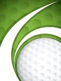Golf ilustración del vector