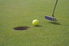 golf Royaltyfria Bilder