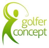 Golf Abstarct Stock Photos