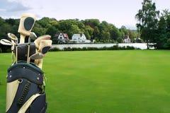 Golf accessory Stock Image