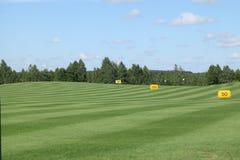 Golf Activefreizeit stockfotografie