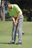 Golf - Andrew McLARDY, DNA Lizenzfreies Stockfoto