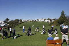 Golf aperto, Marbella, Spagna di Andalusia Immagini Stock