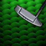 Golf background Stock Photography