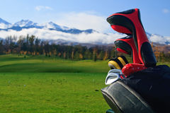 Free Golf Bag Royalty Free Stock Images - 18683549