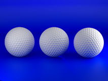 Golf ball Royalty Free Stock Image