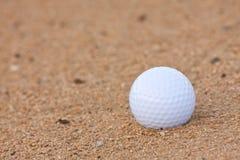 Golf ball Stock Image