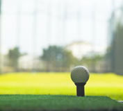 Golf Ball Royalty Free Stock Photography