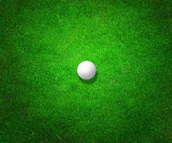 Golf Ball Background Royalty Free Stock Image
