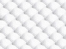 Golf ball background. Please check my portfolio for more sport illustrations Royalty Free Stock Photos