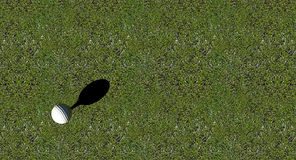 Golf Ball Background Royalty Free Stock Images