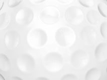 Golf ball background Stock Images