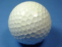A golf ball Royalty Free Stock Photography