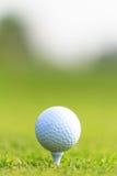 Golf ball Stock Photo