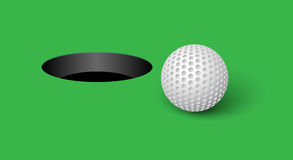 Golf. Stock Images