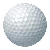Golf ball illustration Stock Photos