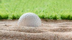 Golf ball. Royalty Free Stock Image