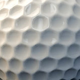 Golf ball skin Royalty Free Stock Images