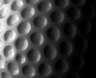 Golf Ball Surface Details royalty free stock images