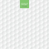 Golf ball texture background Royalty Free Stock Image