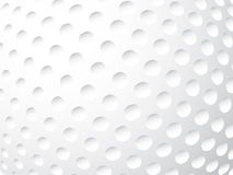 Golf Ball Texture Close up Stock Images
