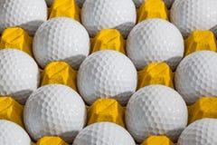 Golf balls Stock Photo