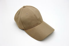 Golf Cap Stock Image