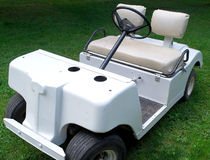 Golf cart Royalty Free Stock Photos