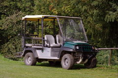 golf cart Zdjęcia Stock