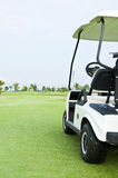Golf cart. Stock Images