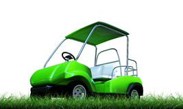 Golf cart Stock Image