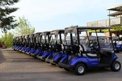 Free Golf Carts Stock Image - 41212181