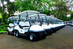 Golf Carts Royalty Free Stock Image