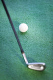 Golf Close Royalty Free Stock Images