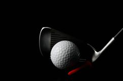 Golf close up Royalty Free Stock Image
