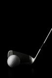 Golf close up Royalty Free Stock Images