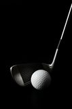 Golf close up stock image