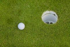 The golf Royalty Free Stock Photos
