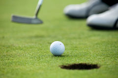 A golf club Royalty Free Stock Image