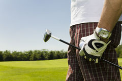 Golf club Stock Image
