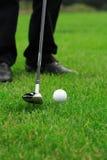 Golf club Royalty Free Stock Image