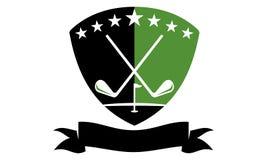 Golf Club Academy Royalty Free Stock Photos