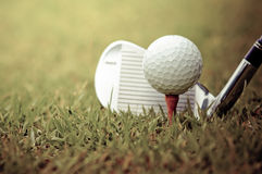 Golf club. Royalty Free Stock Photography