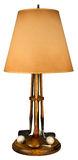 Golf Club and Ball Table Lamp Stock Images