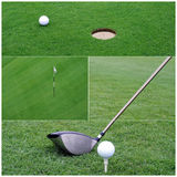 Golf club Stock Photos